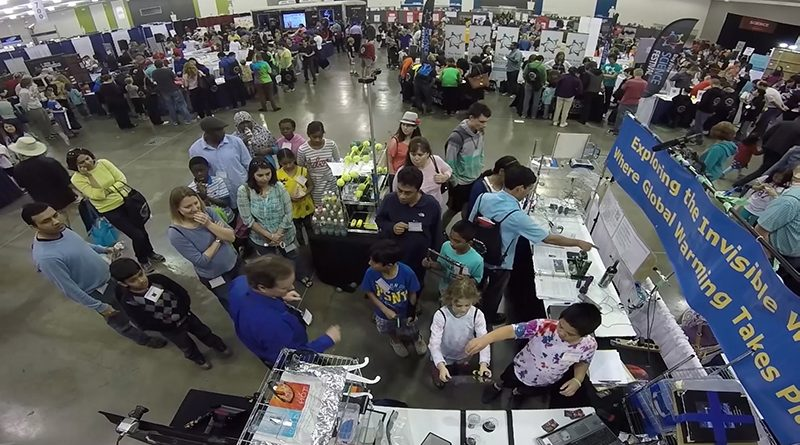 AAAS's annual hands-on STEM festival